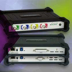 Höchste Flexibilität mit den WiFiScopes WS4 & WS6 DIFF von TiePie und Messdatenerfassung via remote