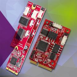 Innodisks CAN-Bus-Module werden in unbemannten Systemen eingesetzt und sind außergewöhnlich robust und zuverlässig.