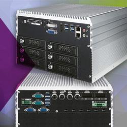 IVH-9204MX ICY-Serie: lüfterlose Workstation für anspruchsvolle Anwendungen in Schienenfahrzeugen