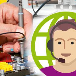 Elektroniker im technischen Support für den Bereich Industrie-PC/Embedded und Netzwerktechnik in Vollzeitanstellung bei PLUG-IN Electronic in 82239 Alling