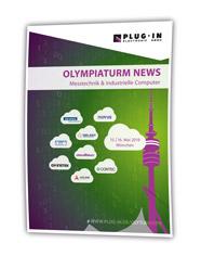 Olympiaturm News 2019 von PLUG-IN Electronic
