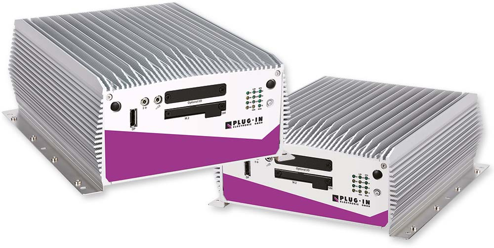 Die PICE3800-Serie im Webshop