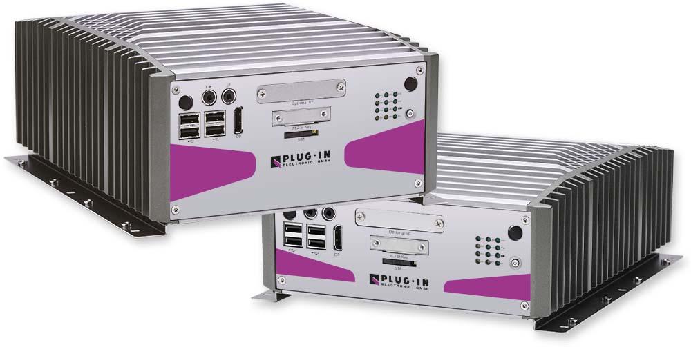 Die PICE3900-Serie im Webshop