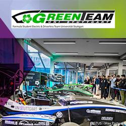 Vecow & PLUG-IN Electronic sind Sponsor des GreenTeam der Uni Stuttgart